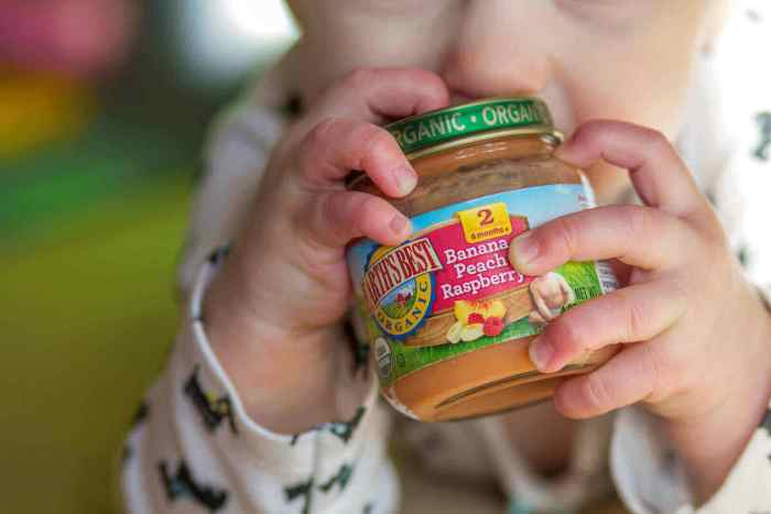 Popular Baby Foods May Contain Toxic Metals