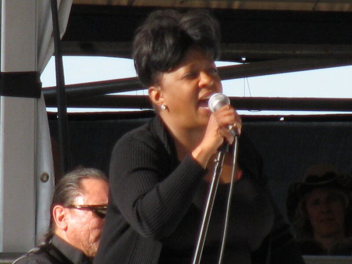 Anita Baker 'Caught Up in the Rapture' as She Fights for Masters [Video]