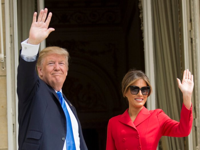Donald Trump Tells Supporters COVID-19 Vaccine 'Is Great'