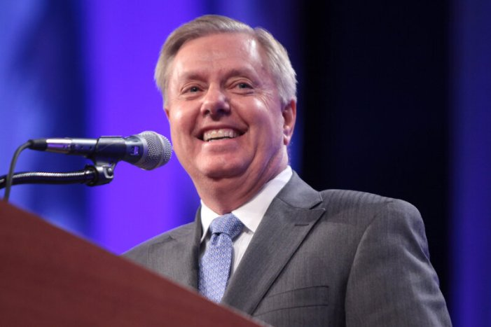 Sen. Graham Loves His AR-15 and Welcomes Background Checks [Video]