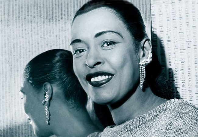 For Billie Holiday the Struggle Was Real
