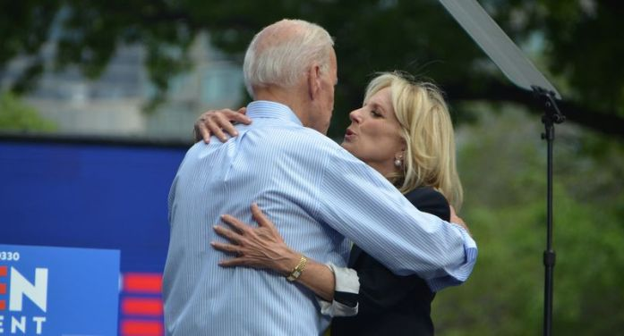 President and First Lady Biden's Dog Champ Dies at Age 13
