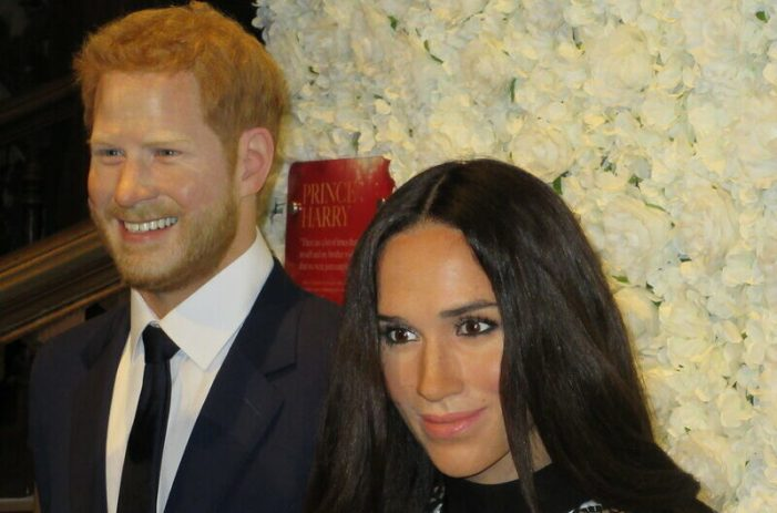 Prince Harry Says Meghan and Baby 'Lili' Settling in at Home