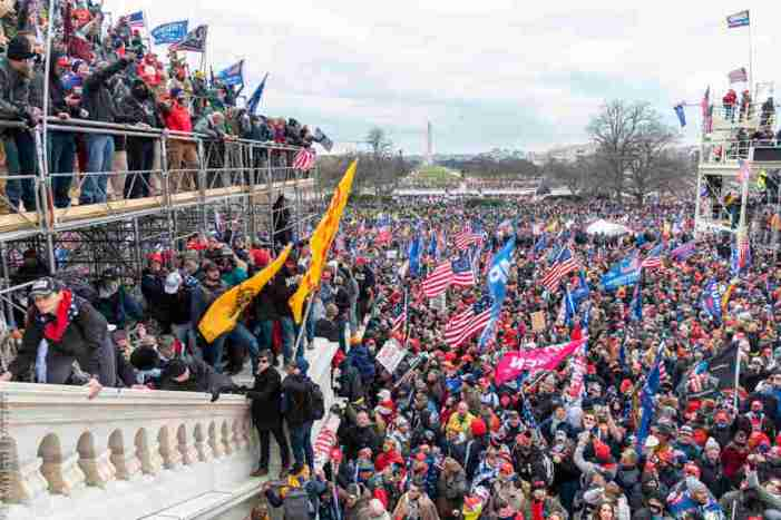 US Capitol Rioters Begin to Face Multiple Charges and Deemed 'Dangerous'