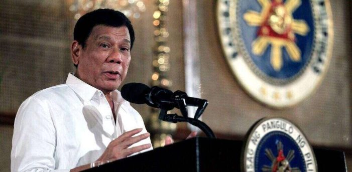 Philippines President Top Contender for Vice Presidency