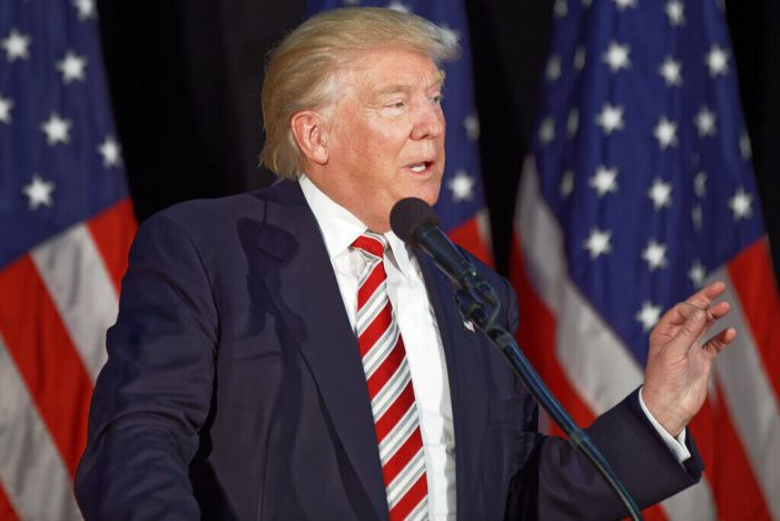 Donald Trump's Backers Support 'Organized Crime'