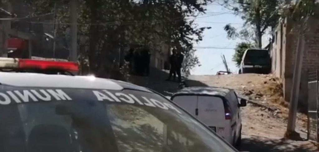 El cuerpo de una persona fue encontrada en Zapopan