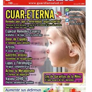 Edición 199 – CUAR-ETERNA – El Guardián de la Salud Digital
