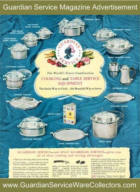 Guardian-Service-Worlds-Finest-Cookware-www.GuardianServiceWareCollectors.com