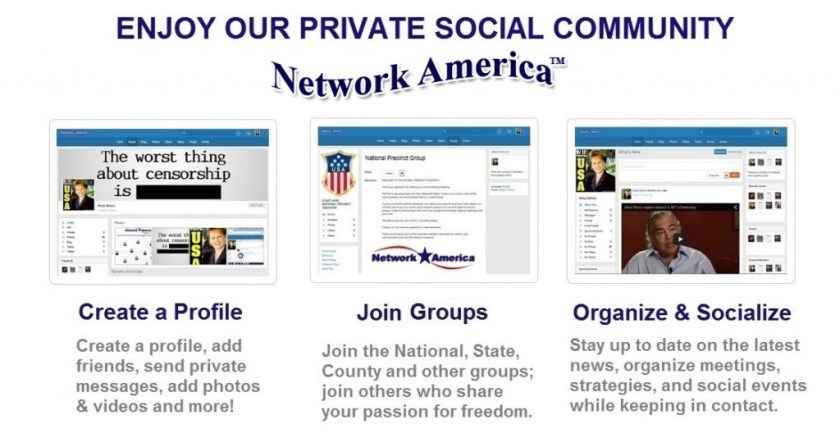 Enjoy our private social community