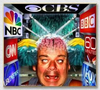 Media Brain Wash