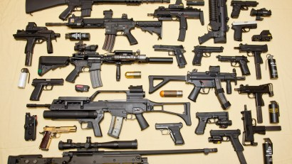 pistolet-pistolet-pulemet