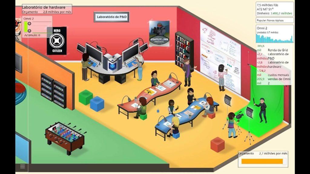 Game Dev Tycoon Screenshot