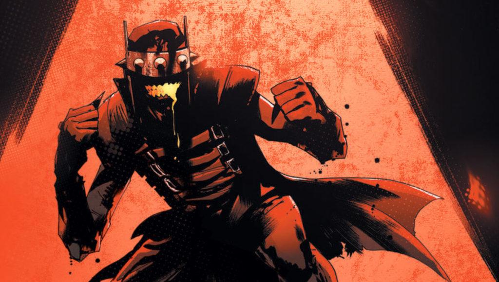 O Batman que Ri