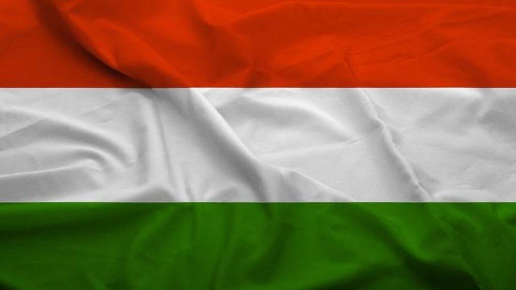 Bandeira da Hungria Húngaro
