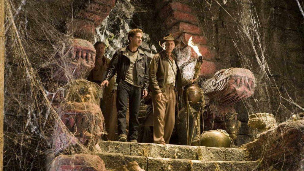 Indiana Jones e o Reino da Caveira de Cristal 01