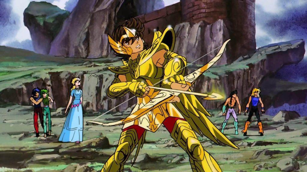 Os Cavaleiros do Zodíaco A Grande Batalha dos Deuses