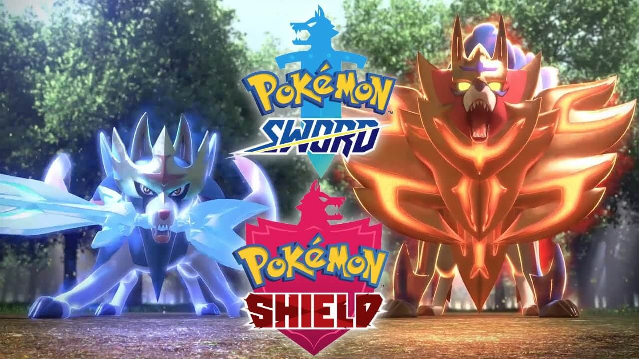 Pokemon Sword Japan Game Awards 2020