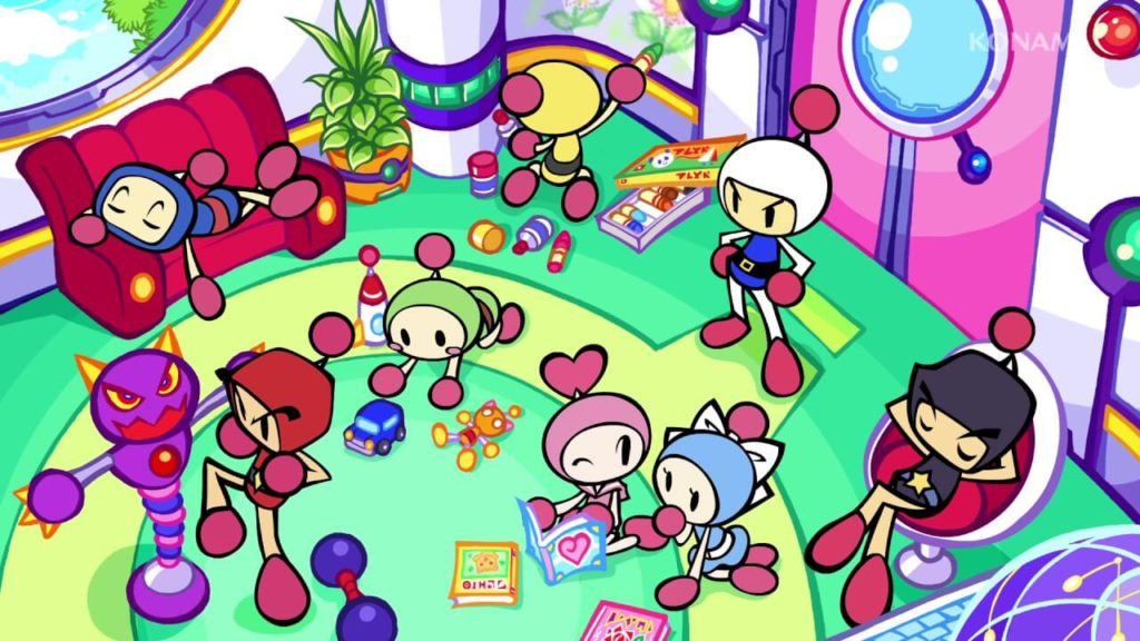 Super Bomberman R Switch 1