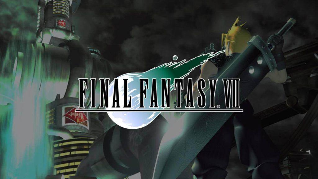 Final Fantasy VII Capa