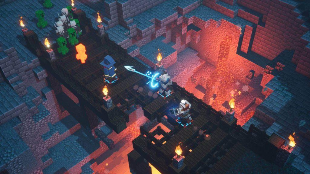 Minecraft Dungeons 001