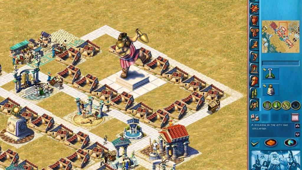 Hades Zeus Master of Olympus