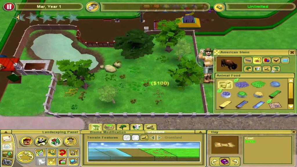 Zoo Tycoon 2 Planet Zoo Games