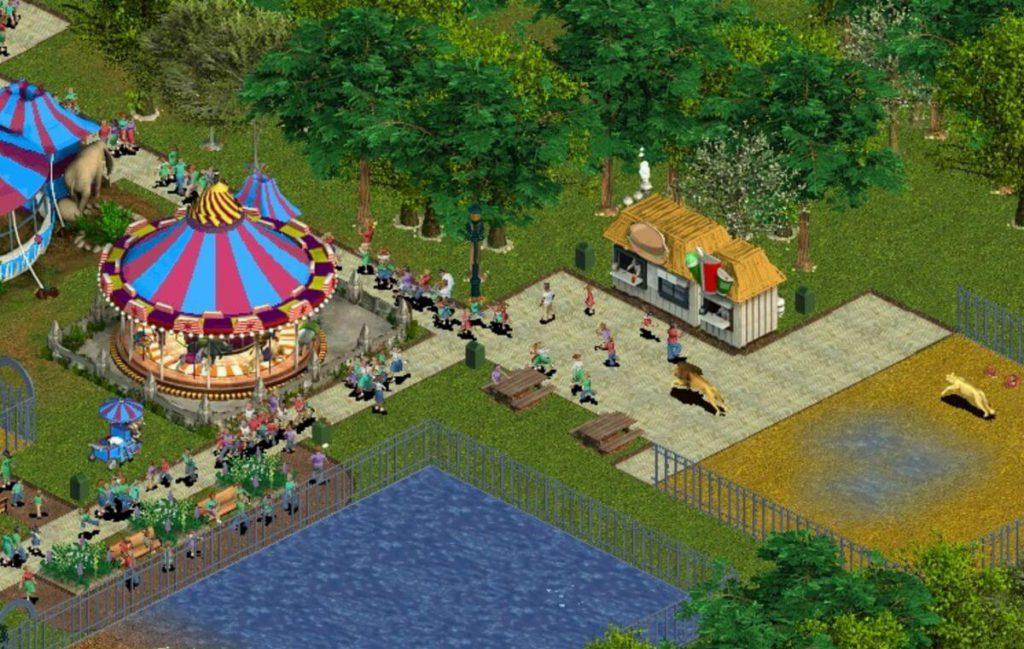 Zoo Tycoon Planet Zoo Games