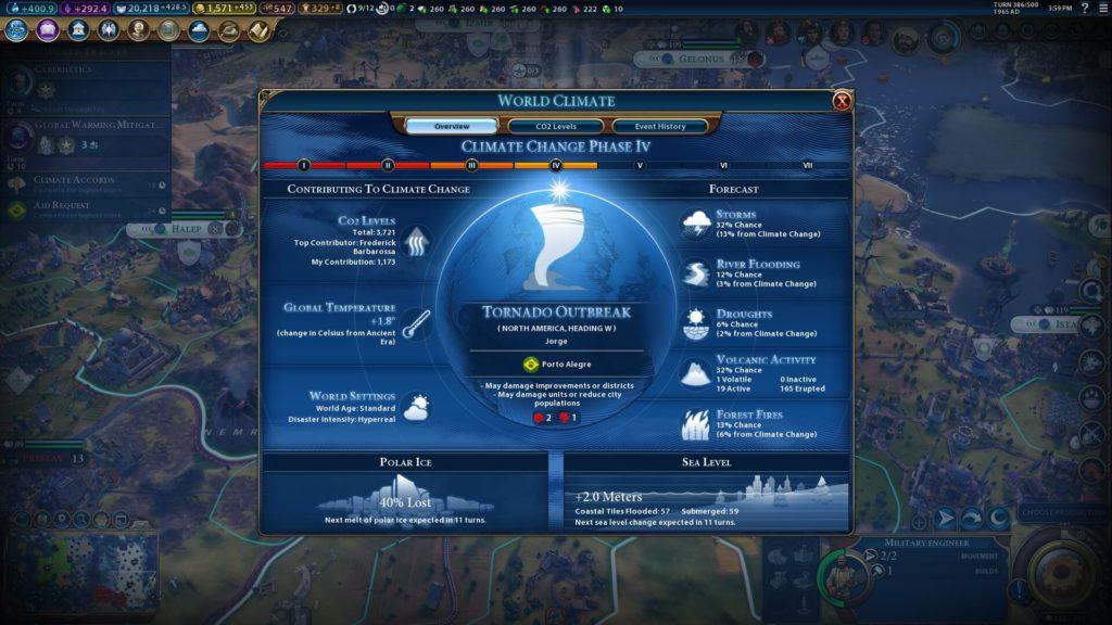 Civilization VI Apocalipse Modo 003