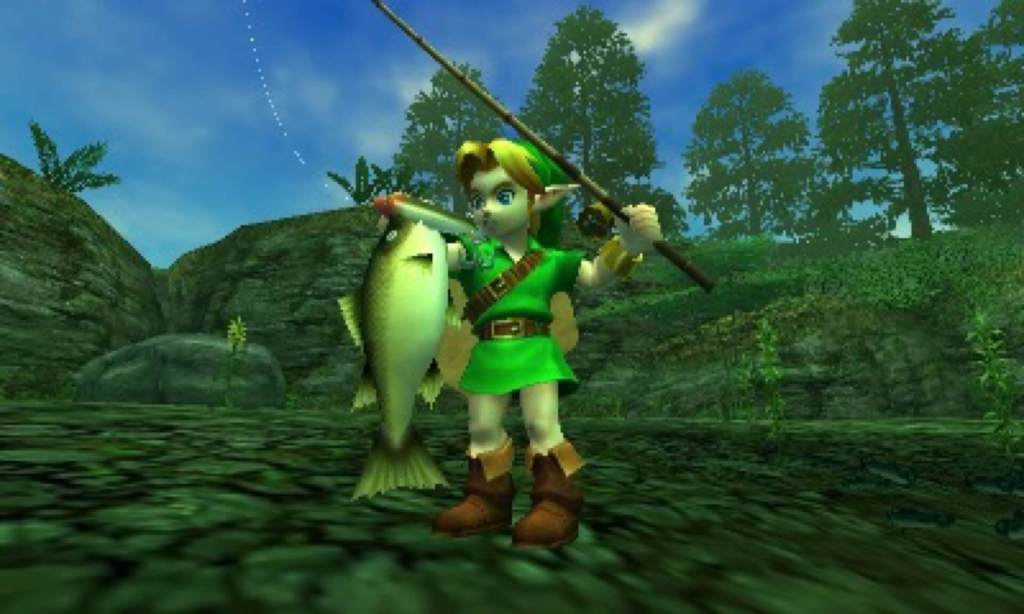 Ocarina of Time Analise Review Games Nintendo 3DS 005