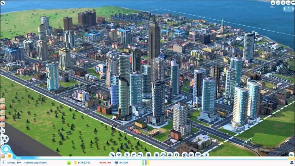 Sim City 2013 Maxis Analise Games PC 002
