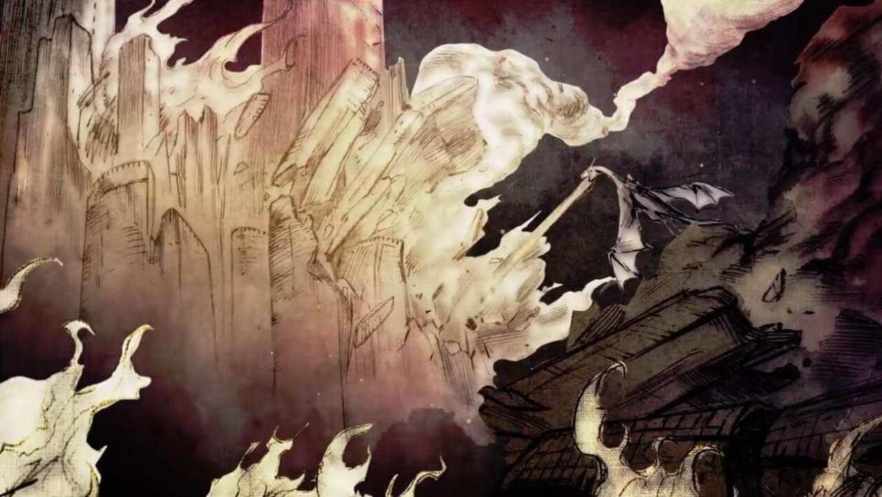 Harrenhal Game of Thrones Balerion Aegon 001