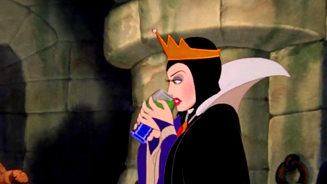 Branca de Neve e os Sete Anoes Disney Filme Curiosidade Rainha Má
