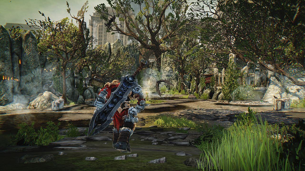 Darksiders Warmastered Edition Analise PC Game THQ 001