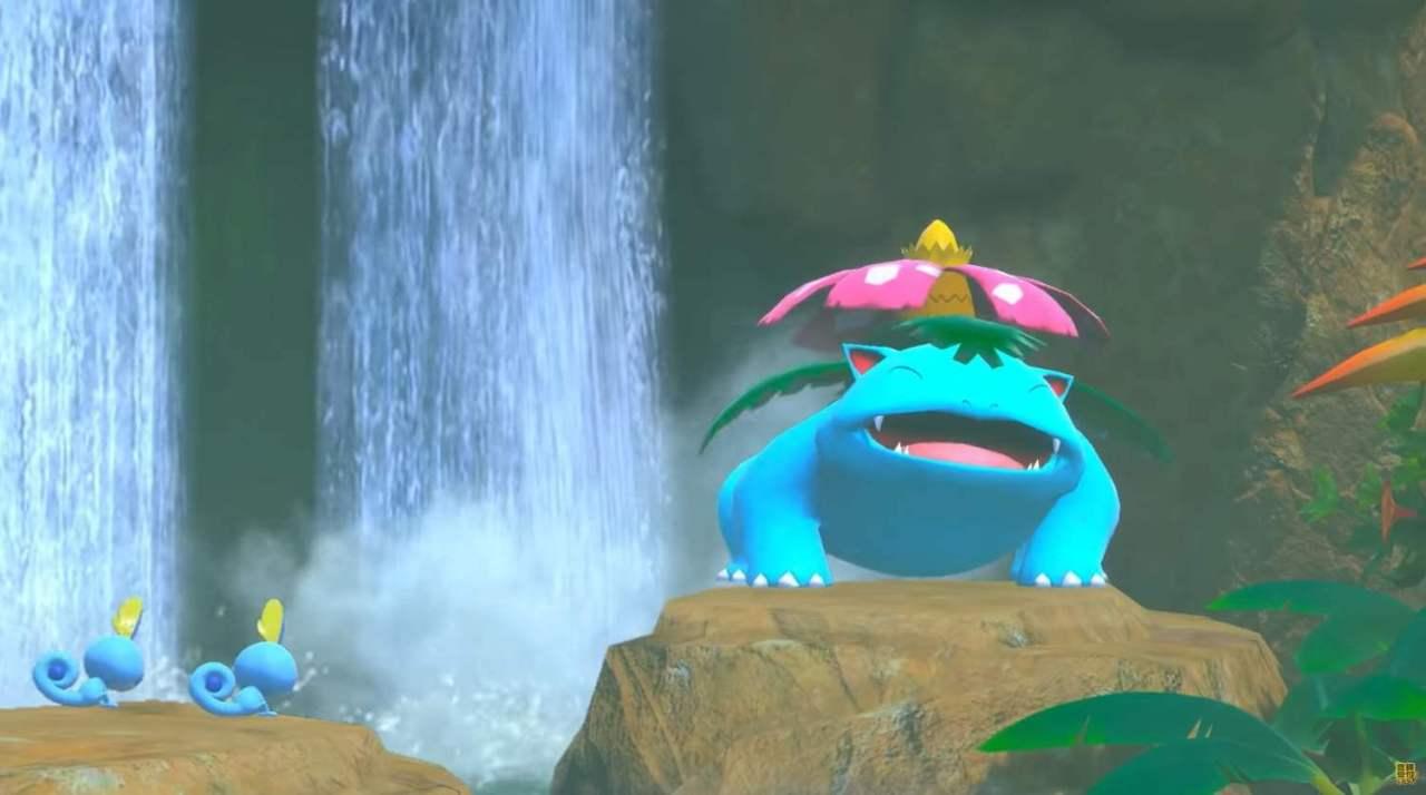 New Pokemon Snap Analise Game Nintendo Switch 004