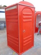 Banheiro laranja