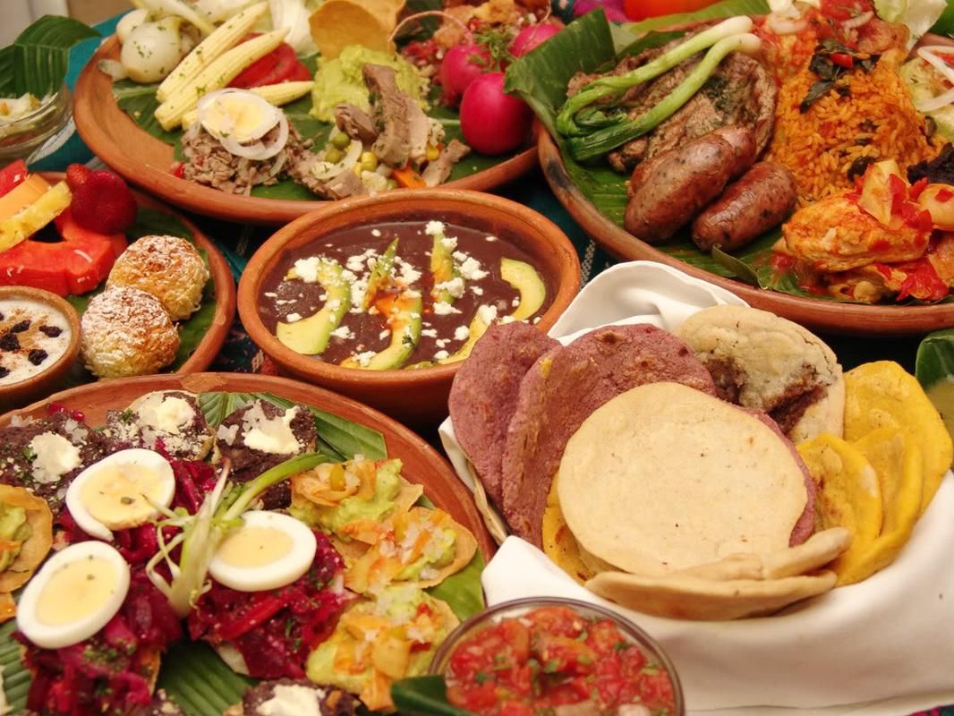 Gastronoma Guatemalteca  Guatecultura