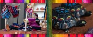 Guatemalan art festival handmade