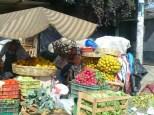typical market scene