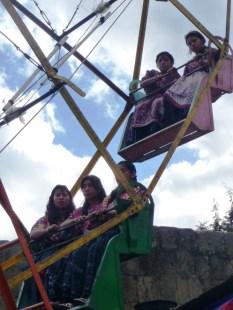 Ferris wheel Guatemalan style