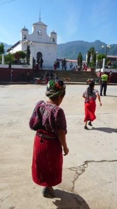 Mayan woman in Nebaj