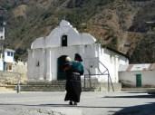 church in Santa Cruz La Laguna