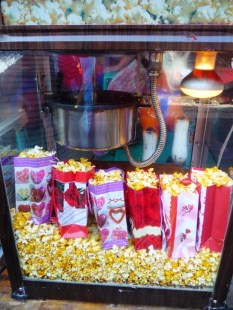 popcorn in bags