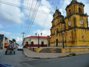 church in Leon