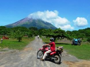 riding volcanoes