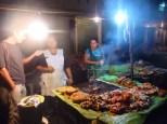 night market in Leon
