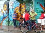 street scene in Esteli