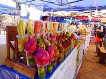 colourful vitamines