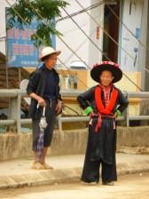 ethnic minorities in Bac Lao