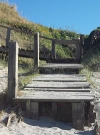 Escalera - Foto compartida por Beatriz
